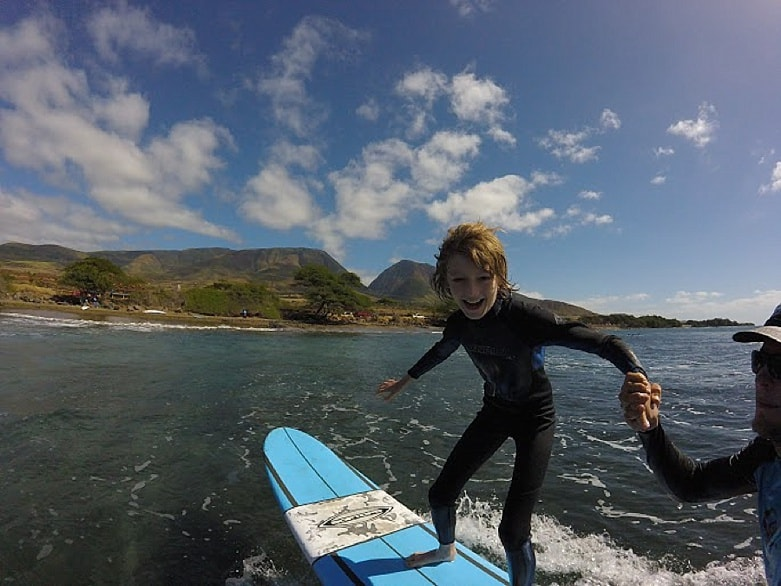 maui private surf lessons